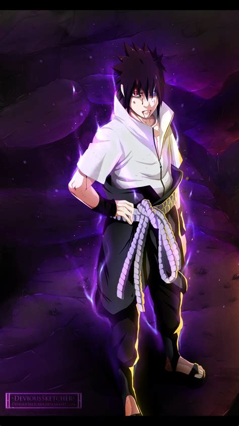 sasuke uchiha iphone wallpaper gallery