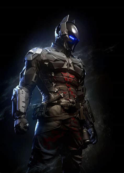 New BATMAN: ARKHAM KNIGHT Images Reveal Eponymous Villain