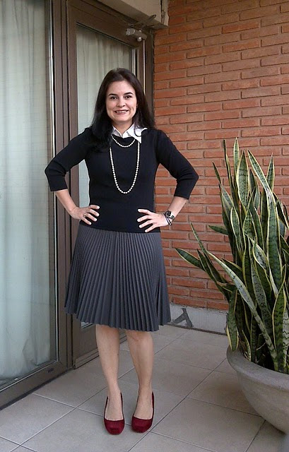 Outfit of the week - Lorena's everyday wear