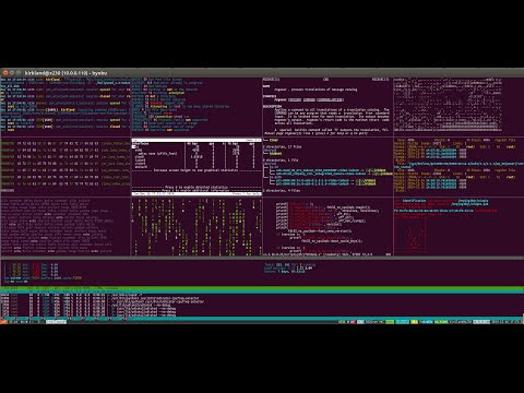 Lets Be a Great Hacker (Hollywood Terminal-Ubuntu)