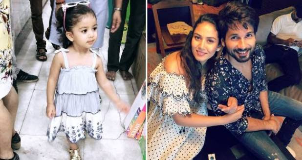 Shahid And Mira Kapoor's Daughter Misha Is A Boss Already As She is Having A Busy Day