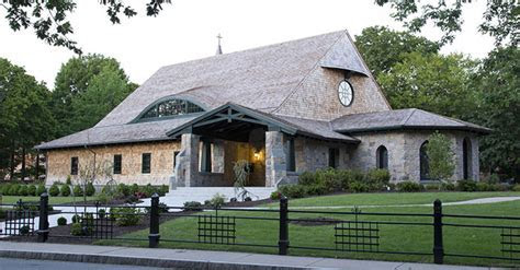 Our Lady of Mercy Chapel Salve Regina University, Wedding
