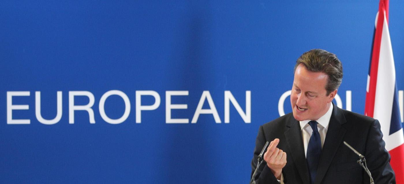 Ue: Cameron, Junker e il futuro dell'Europa