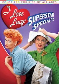 I Love Lucy - Superstar Special #2 (Colorized)