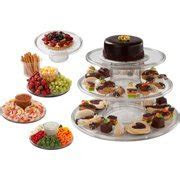 "Wilton 14.5""x29.5"" Graceful Tiers Cake Stand 307 841"