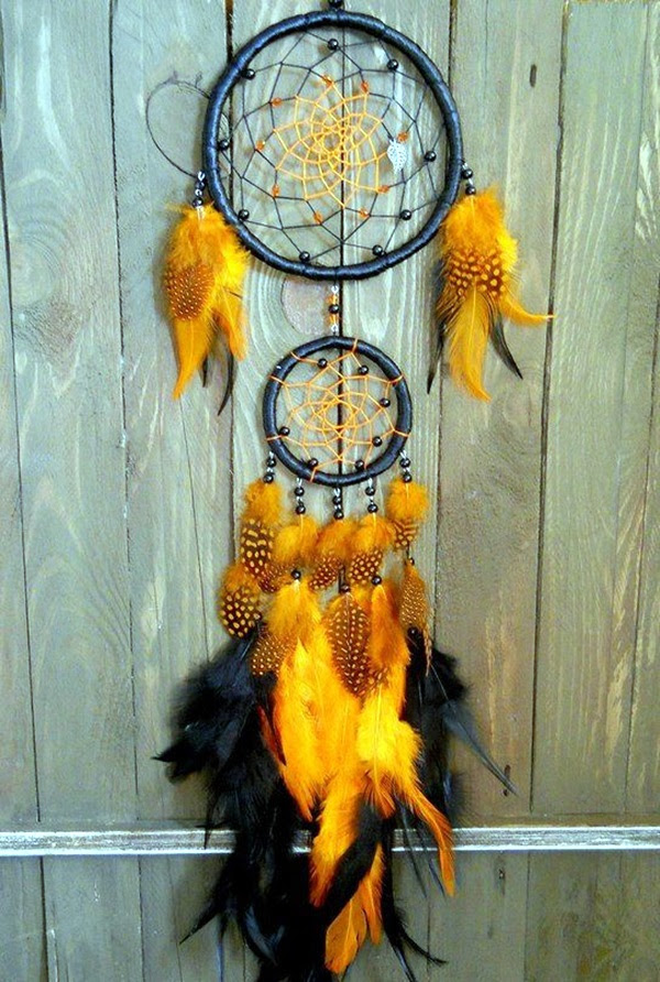 DIY Beautiful and Unique Dream Catcher Ideas (9)