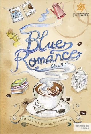 Blue Romance by Sheva