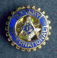 Rotary, Masonic, Freemasons, Freemasonry, Freemason