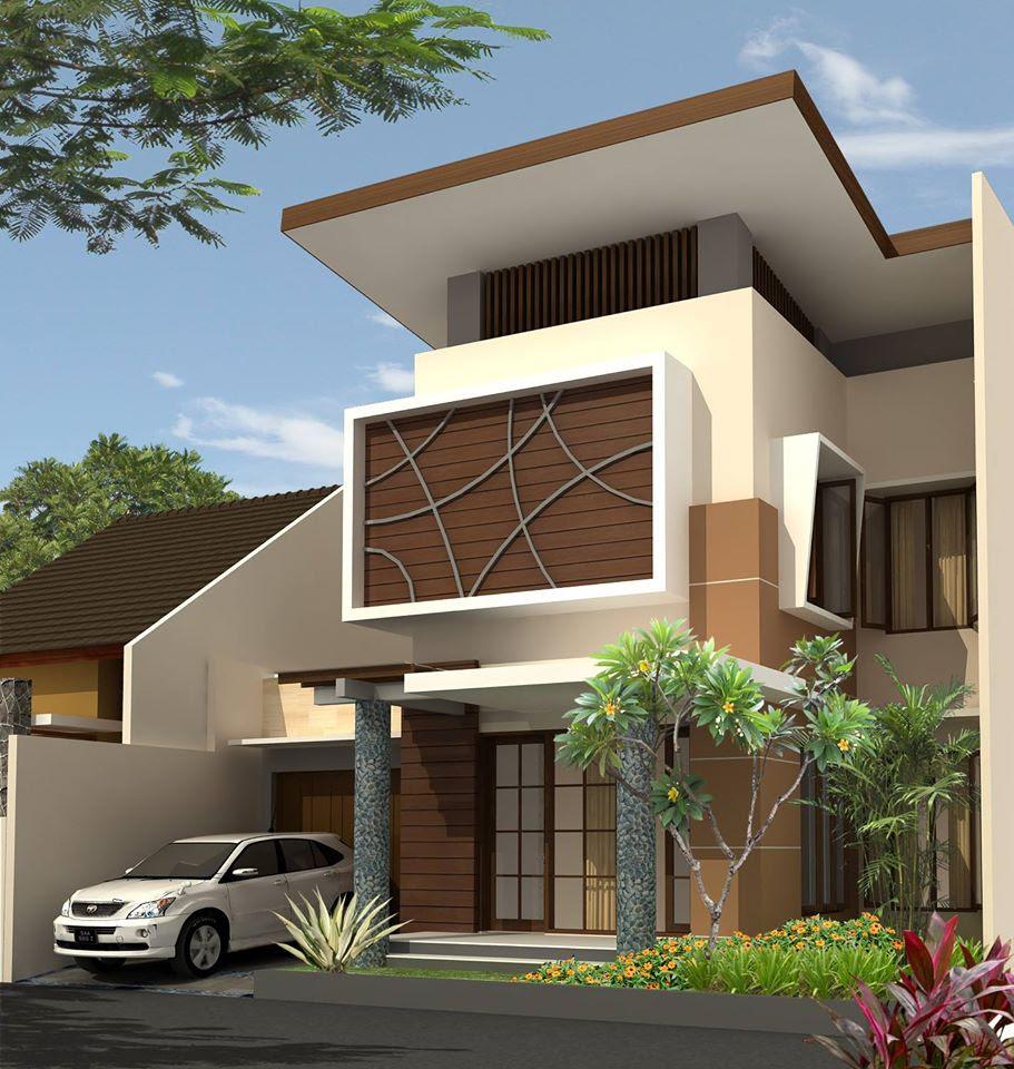 model desain rumah minimalis sederhana 3 lantai - Desain ...