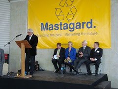 Mastagard Opening Hon Dr Nick Smith, Nicky Wag...