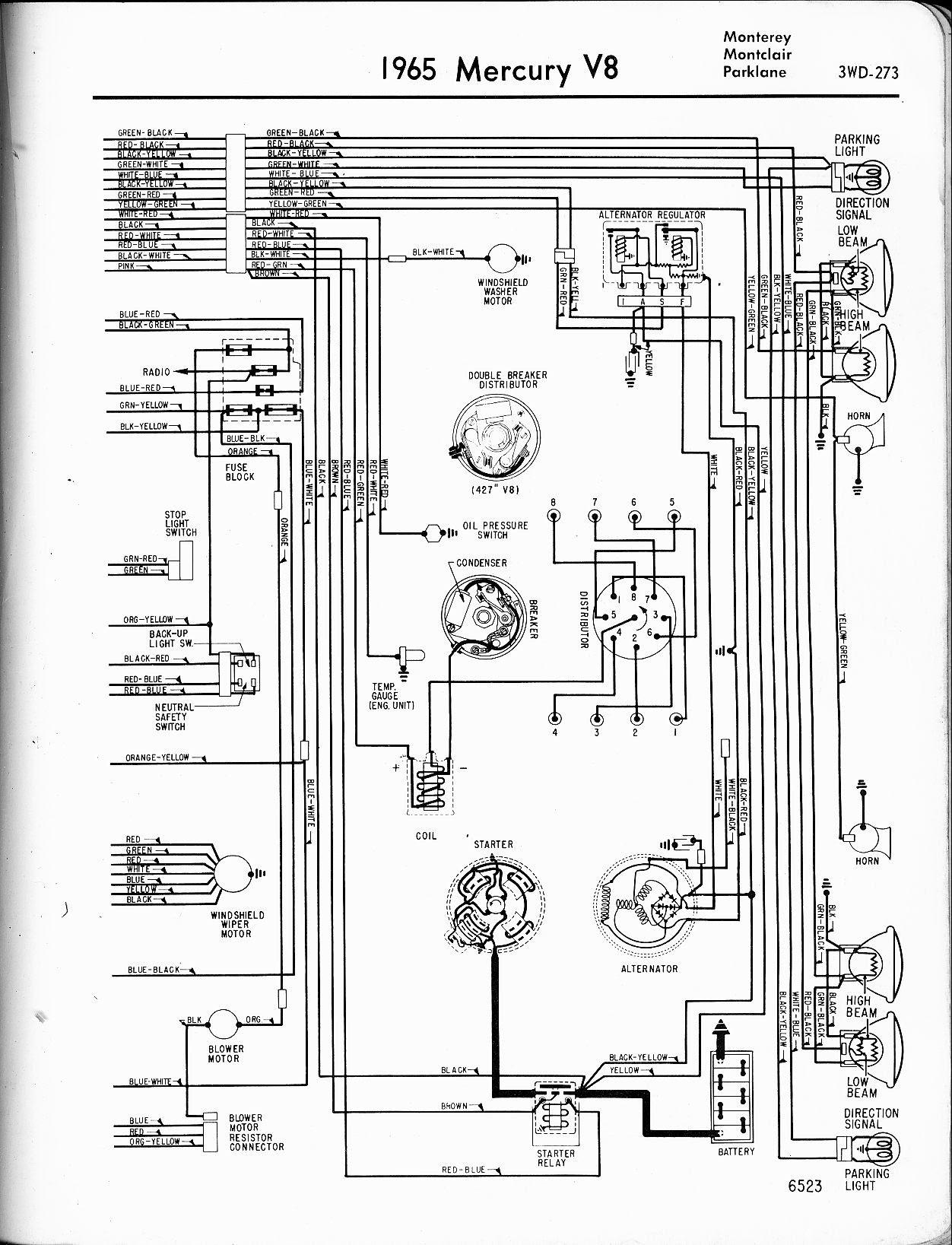 1997 Mercury Cougar Wiring Diagram - Wiring Data