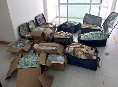 PF localiza 'bunker' com malas de dinheiro; endereço é relacionado a Geddel