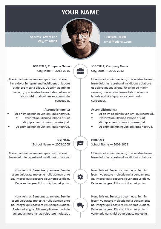 Esquilino-PowerPoint-Resume-Screenshot