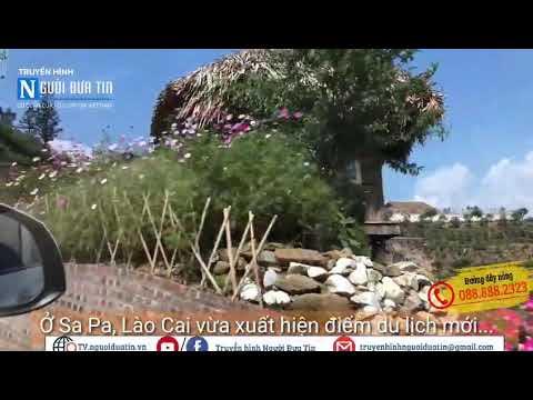 """Khoe quan hệ phát rừng xây dựng đồi """" Hồng Cổ """" trái phép ở sapa Lào Cai"""