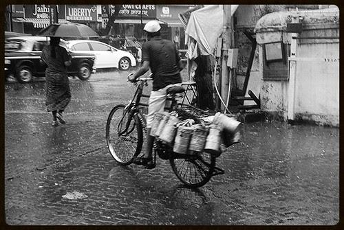 The Dabbawalas in the Rains.. by firoze shakir photographerno1