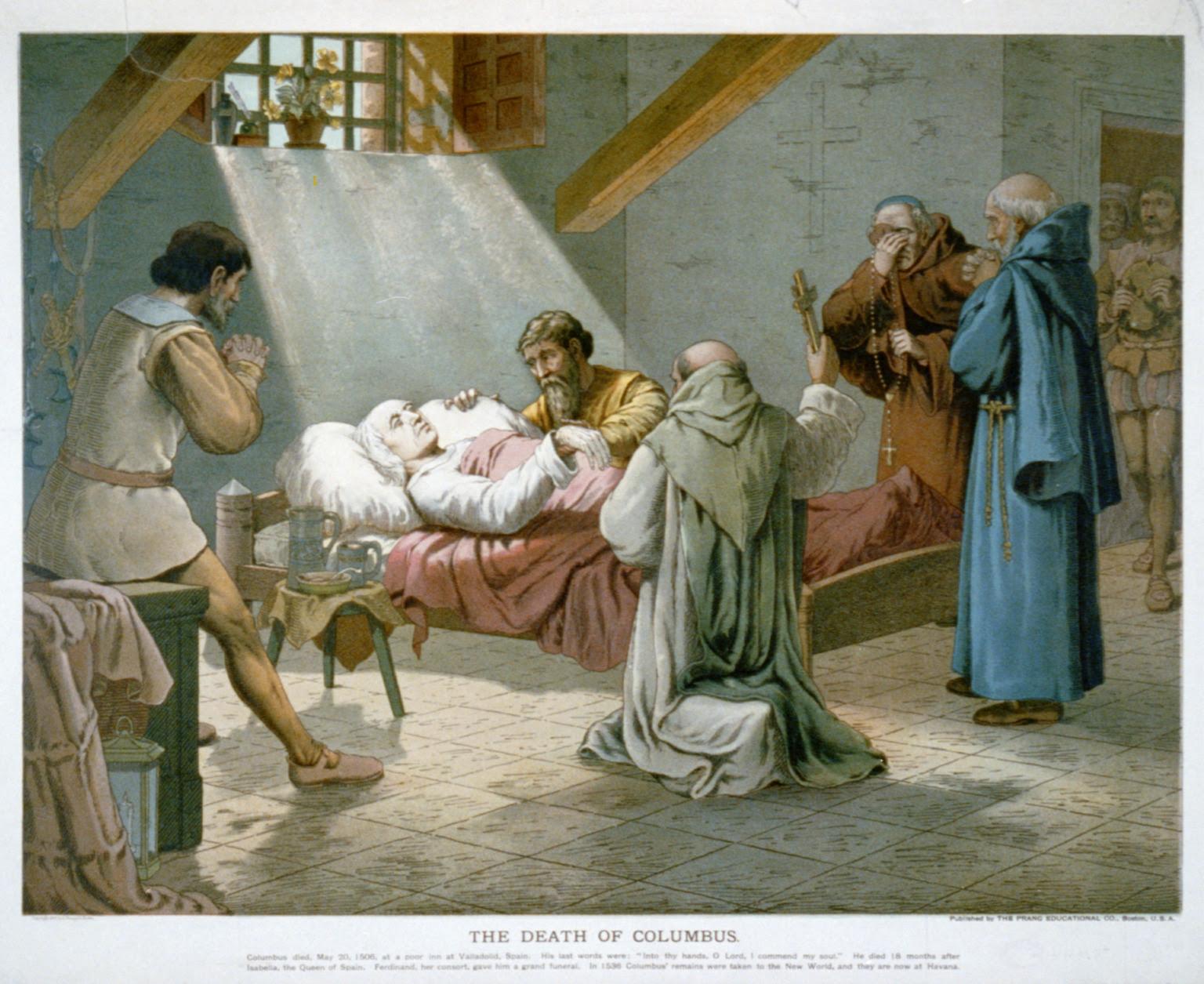 File:The death of Columbus.jpg