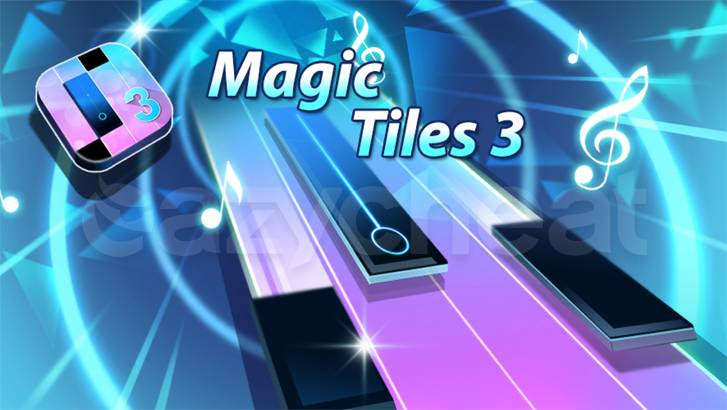 Magic Tiles 3 cheat