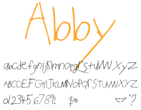 click to download Abby