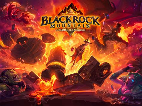 hearthstones blackrock mountain adventure pack launches