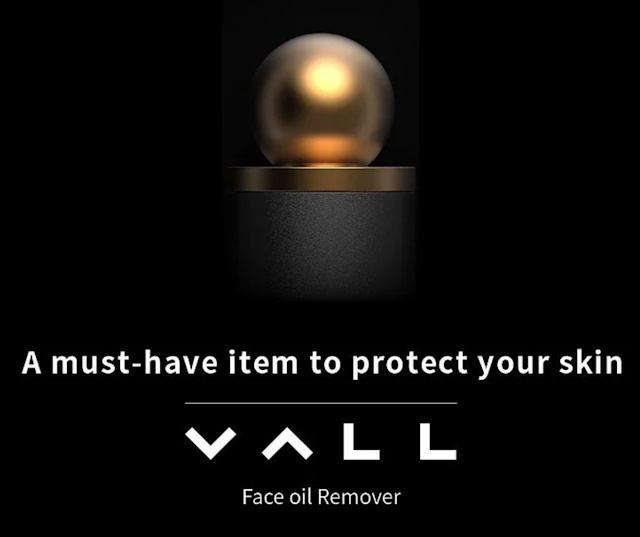 【韓國製造】Vall 火山石抗菌面部吸油棒 護膚必備好物