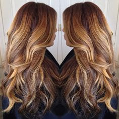 Light Brown Hair With Blonde Highlights 2015 New Hair Style