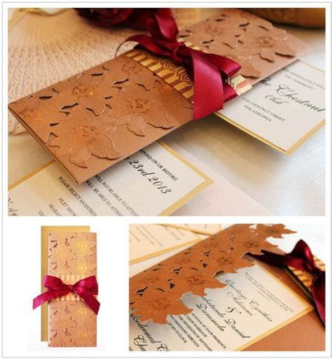 unique wedding invitations an rsvp african american
