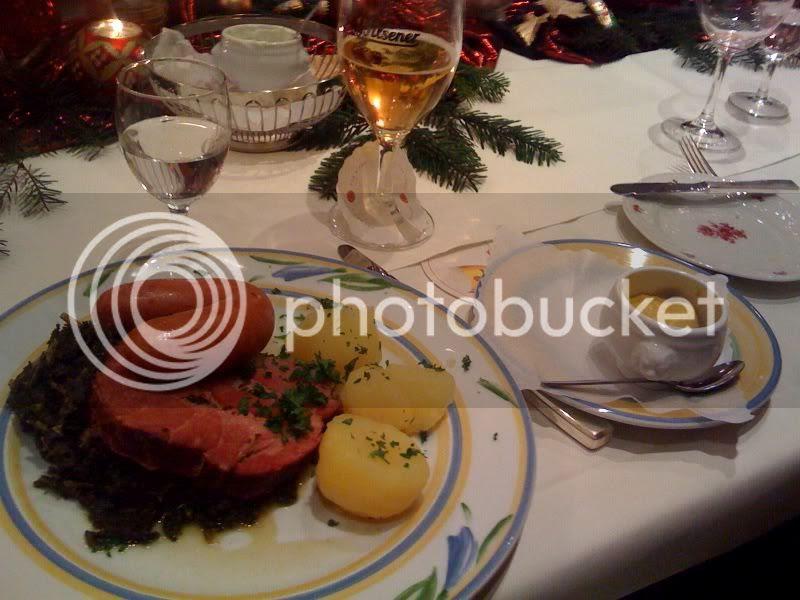 Hannover Dinner