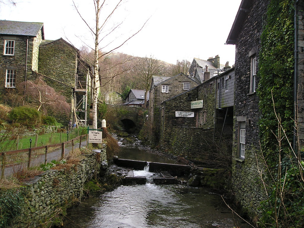 Ambleside, Lake District