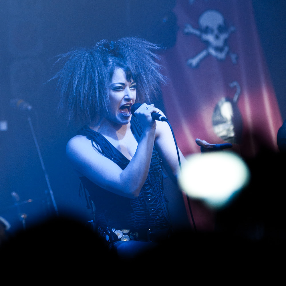Lucia Cifarelli Kmfdm Purveyors Of Musical Mayhem