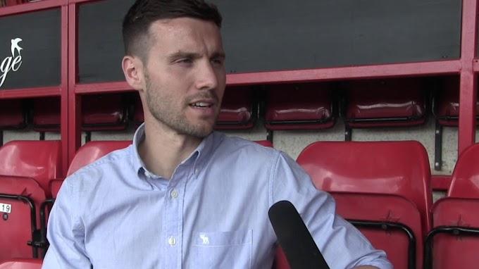 Watch: Mat Sadler Previews Walsall's clash with Harrogate Town