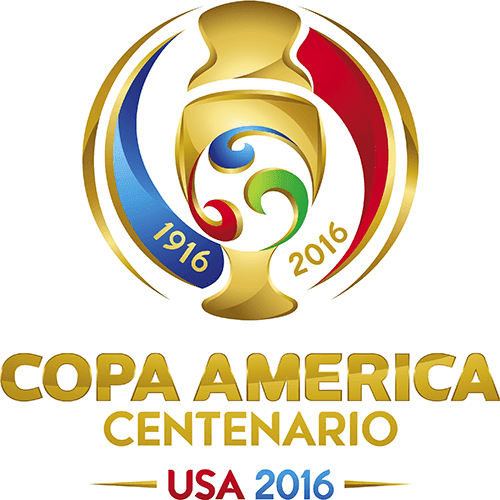 This is the logo of Copa America 2016. How many 6's do you see inside the cup? 3. This stuff happens more often than you think.