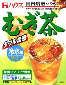 ハウス食品 麦茶 冷水用 16袋入