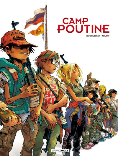 CAMP POUTINE - Edition Collector NB