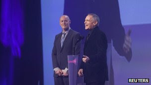 Craig Zadan (L) and Neil Meron