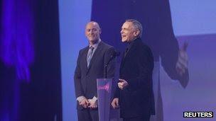 Craig Zadan (L) and Neil Meron