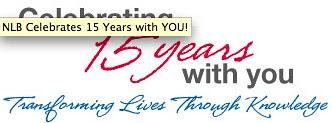 NLB 15-Year anniversary, Sept 2010