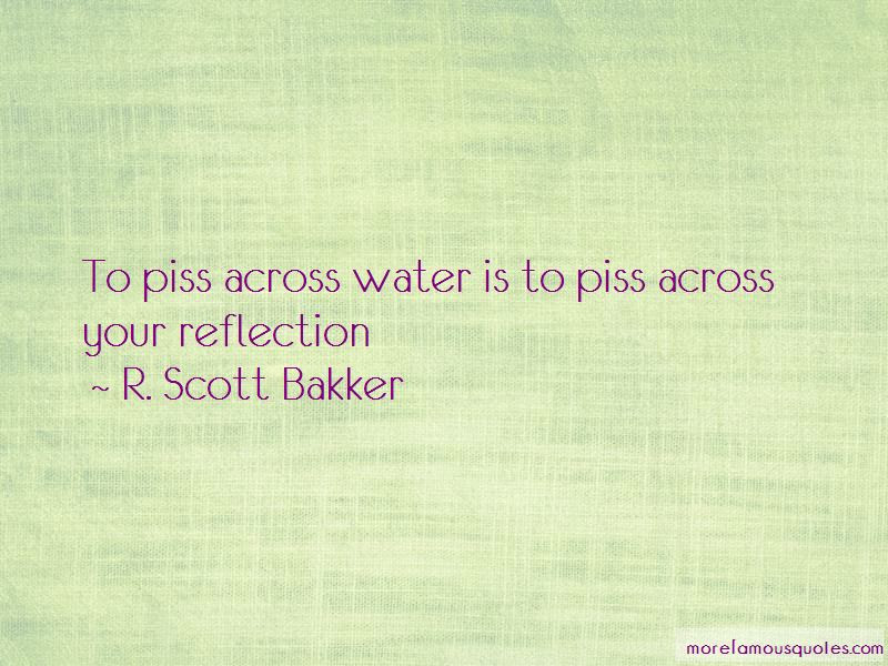 Quotes About Your Reflection In Water Top 14 Your Reflection In