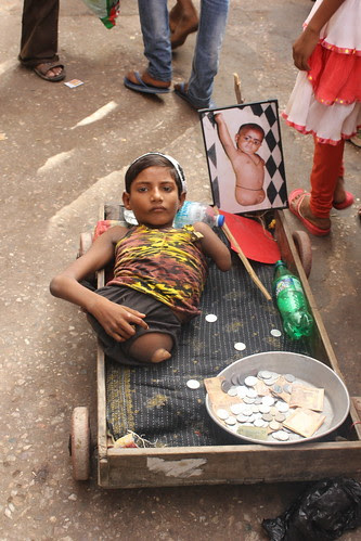 He Is A Star Celebrity Beggar Child Of Ajmer .. by firoze shakir photographerno1