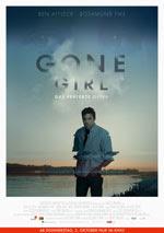 Gone Girl - Das perfekte Opfer Filmplakat