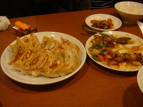 After Japan trip 2011 - day 4. Tokyo - Dai Token.