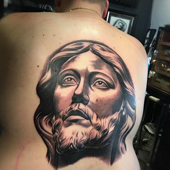 55 Best Jesus Christ Tattoo Designs Meanings Find Your Way 2019