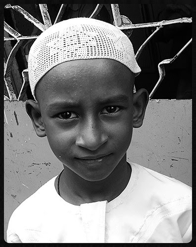 The Muslim Boy ..Has No Time For Toys .. by firoze shakir photographerno1
