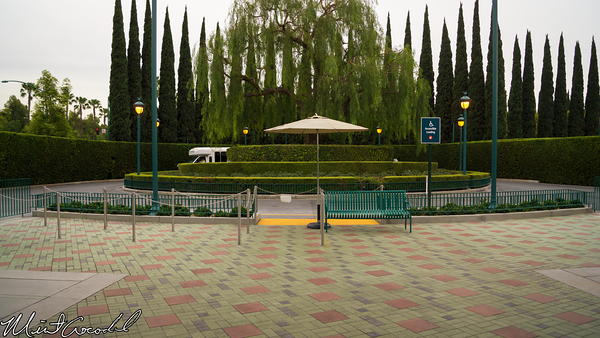 Disneyland Resort, Disneyland, Disney California Adventure, Mickey, Friends, Parking, Structure, Tram, Wheelchair, Disable
