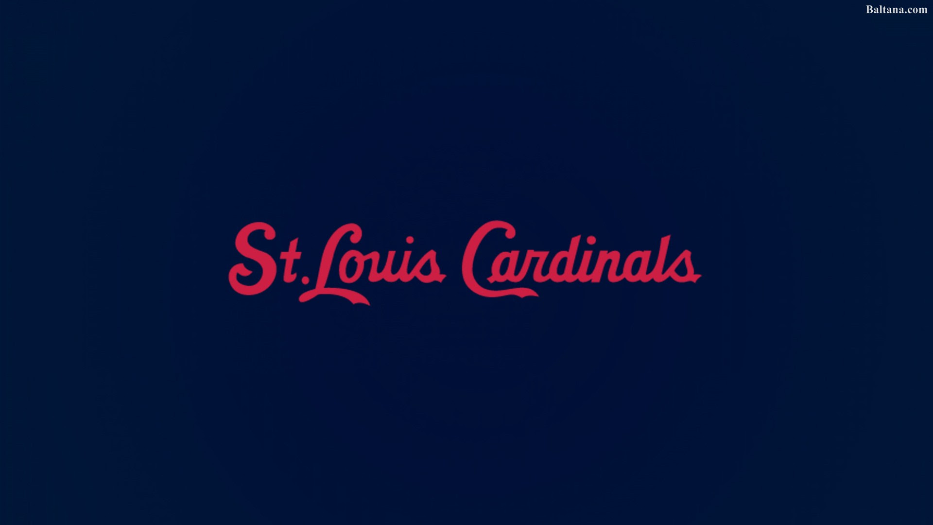 St Louis Cardinals Desktop Wallpaper 33334 Baltana