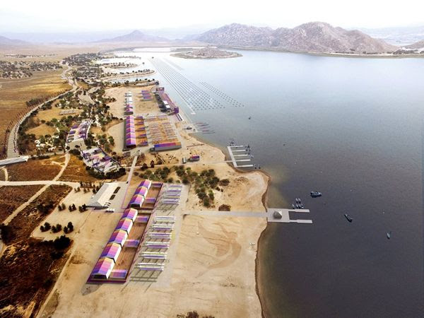 Lake Perris in Riverside County (where I went skydiving in 2006) is the proposed venue for rowing and the canoe sprint during the 2028 Los Angeles Games.