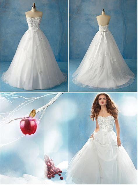 Disney Fairy Tale Weddings by Alfred Angelo: Disney