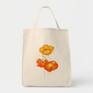 Poppy Grocery Tote bag