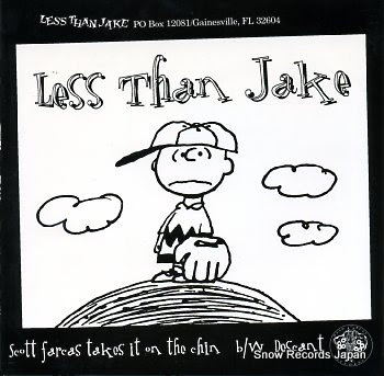 LESS THAN JAKE / J CHURCH scott farcas takes it on the chin