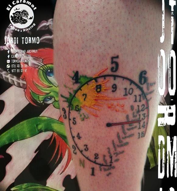 Tattoo El Vendrell