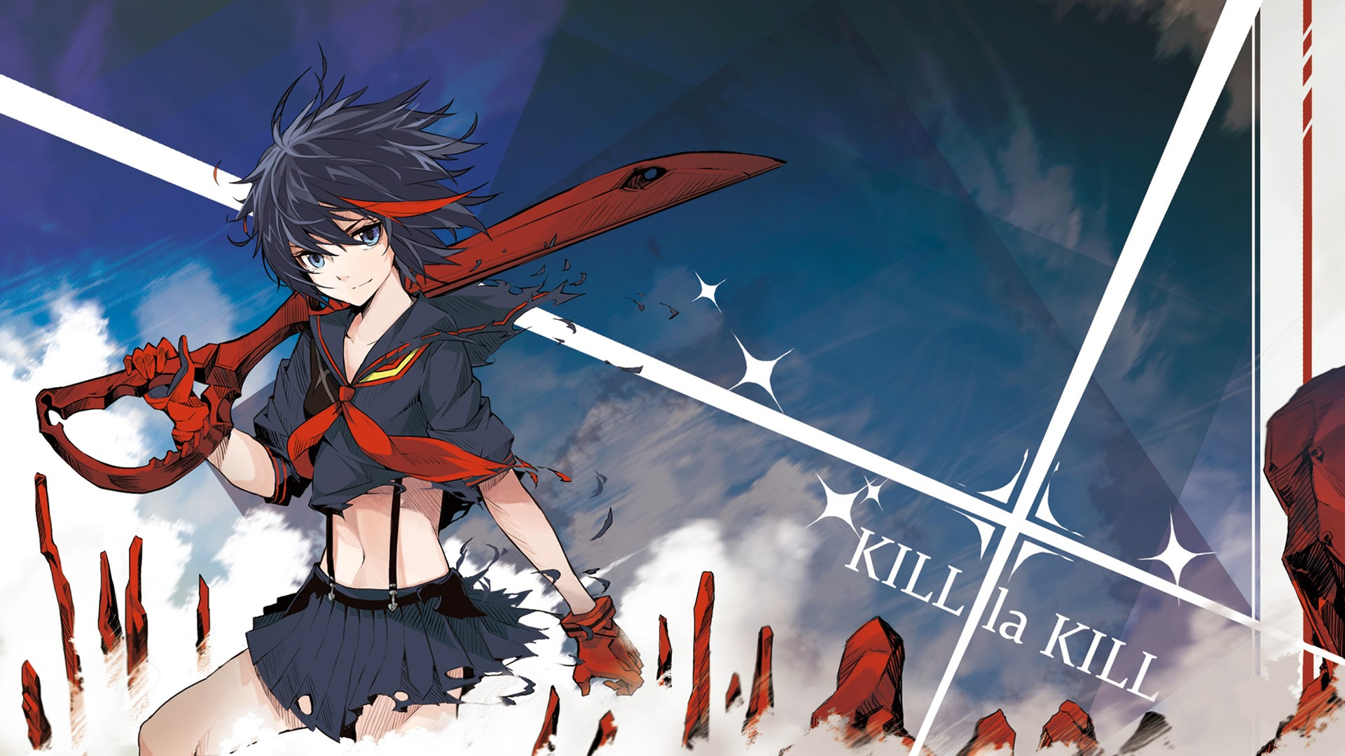 Kill La Kill Wallpaper 11